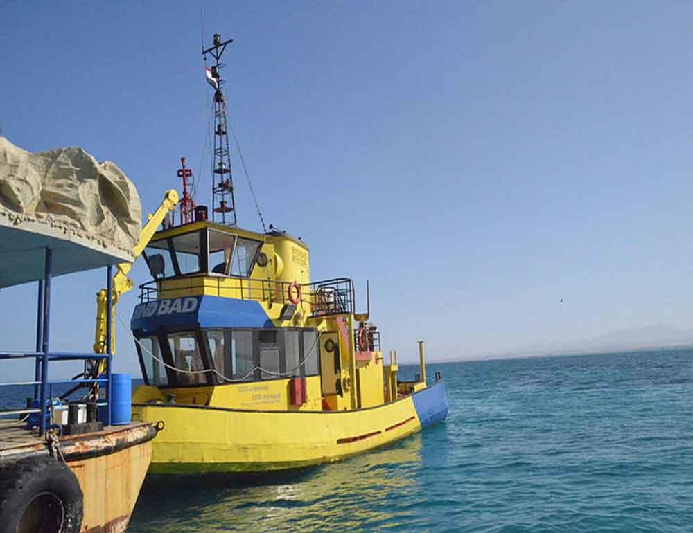 Sindbad submarines -Hurghada
