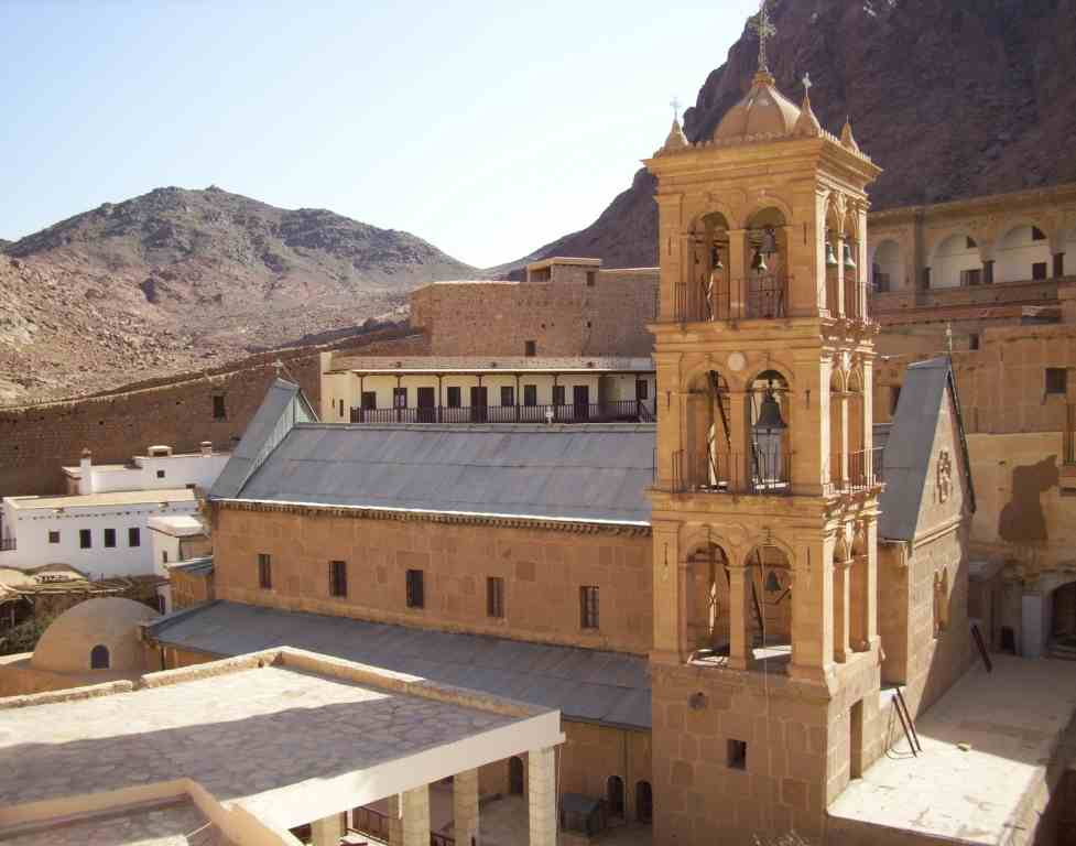 Monestry of ST. Catherine - Egypt