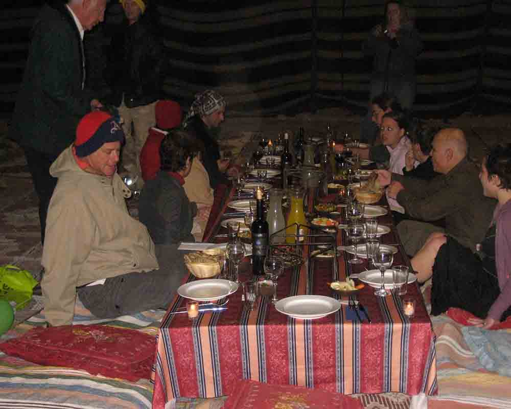 Baudouin dinner