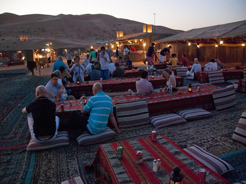Bedouin Dinner - in Sharm