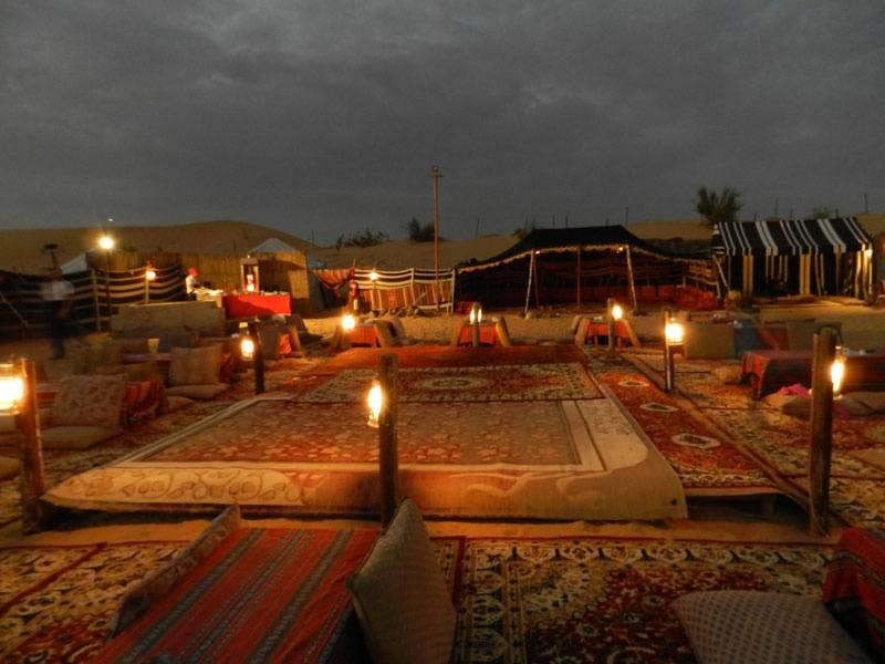 Bedouin Dinner Tour in Sharm