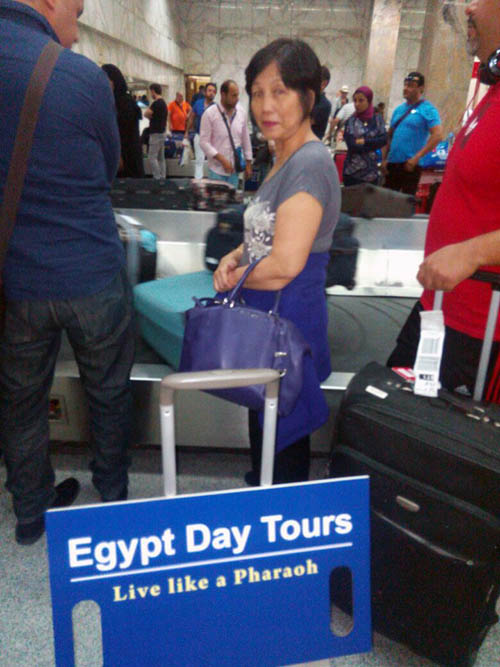 Cairo Airport to Alexandria or Port Said transfers