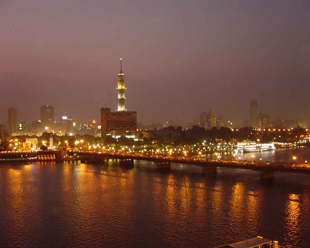 Cairo Overnight from Alexandria Port