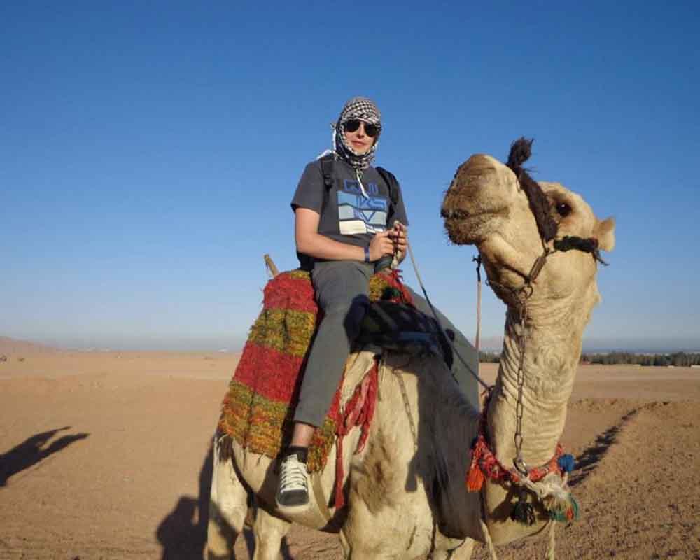 Rid Camel