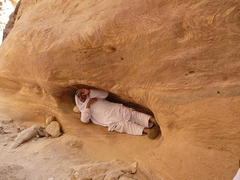 canyon safari - sinai desert sharm