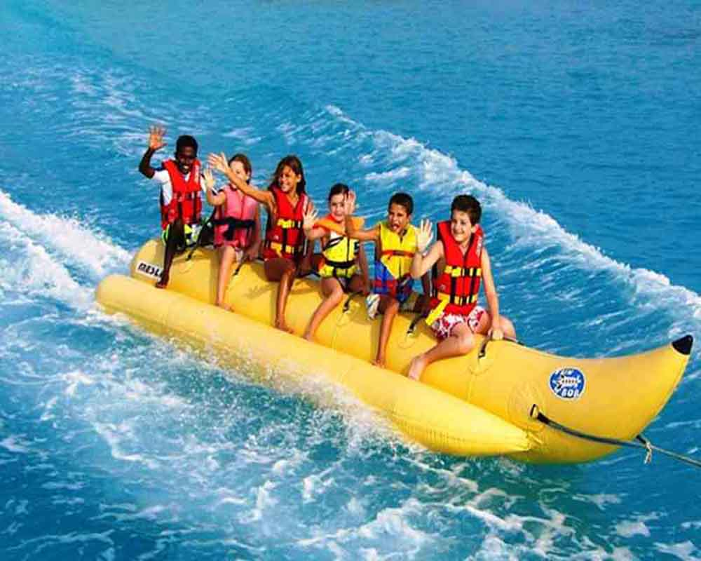 Sharm El sheikh- Glass Boat Tour