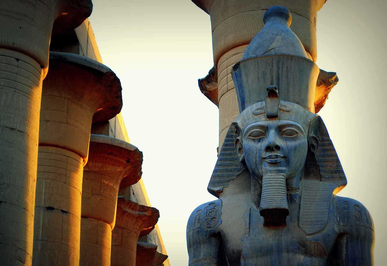 Ramses II - Luxor Temple