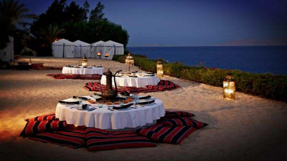 Romance Dinner - Bedouin
