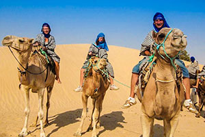Hurghada Desert Safari Adventure Tour