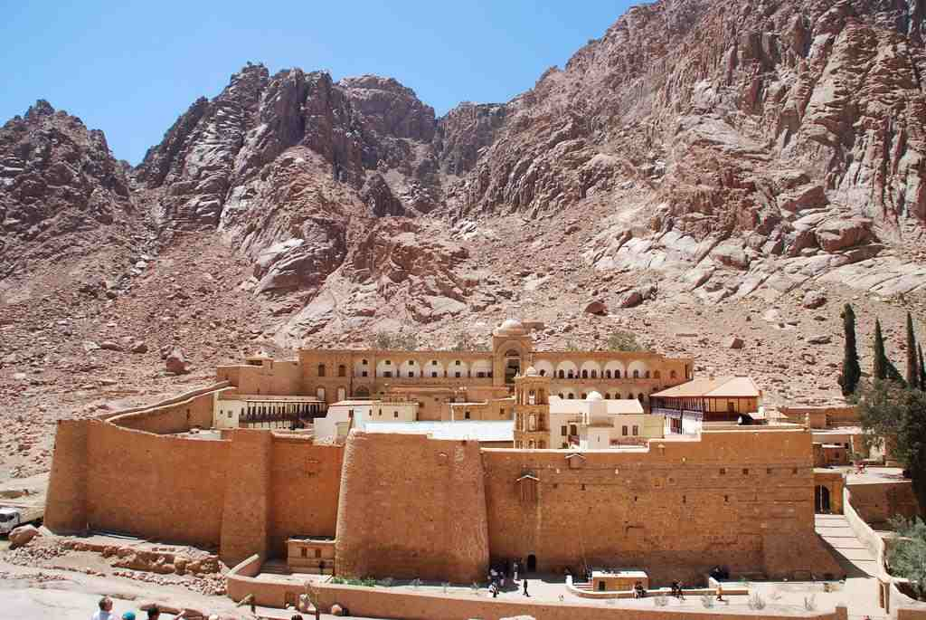 Saint Catherine day trip