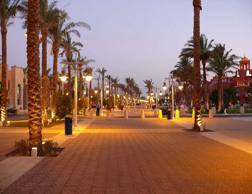 Hurghada tour package
