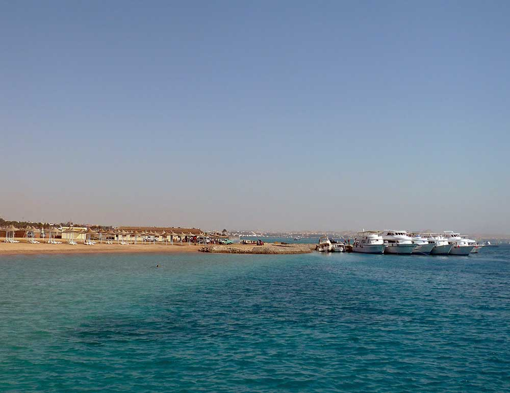 Red sea Hurghada Egypt