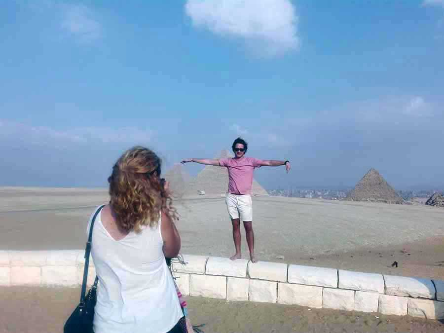 pyramids excursion
