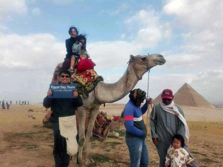 Cairo Budget tour