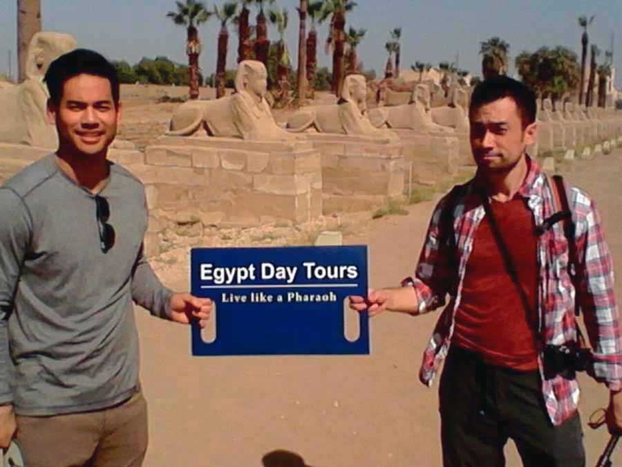 Luxor excursion