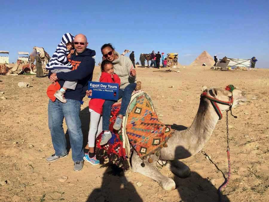 Giza Pyramids tours for Kids
