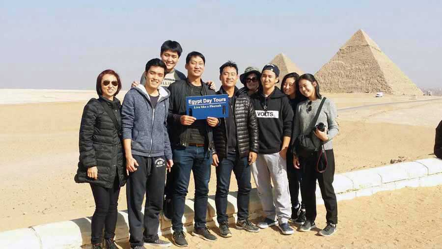 8 Days Egypt student tours
