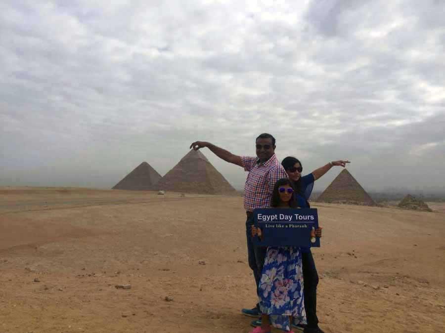 Giza Pyramids tours