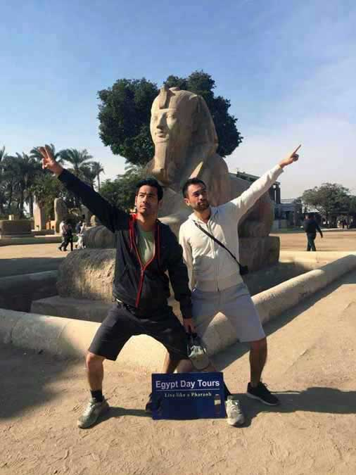 9 Days Egypt gay travel