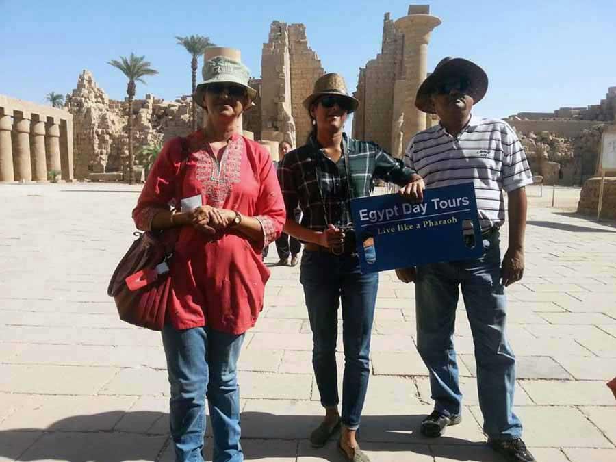 Luxor Aswan Budget Tour