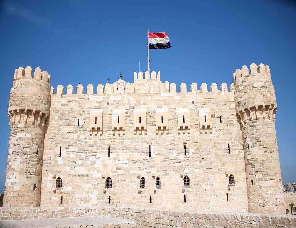 castle of Qaitbe