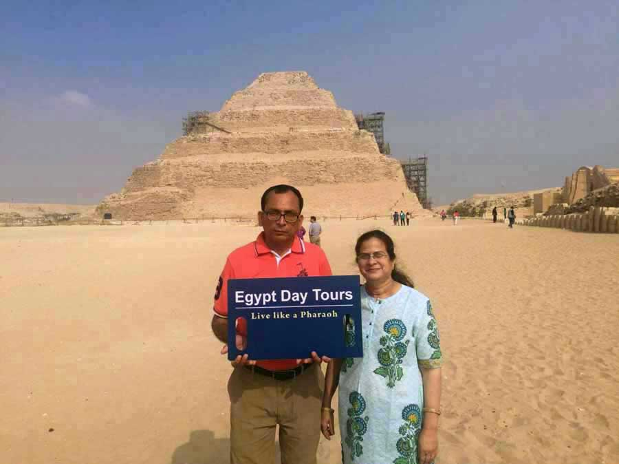 Sakkara Memphis Day Trip From Cairo