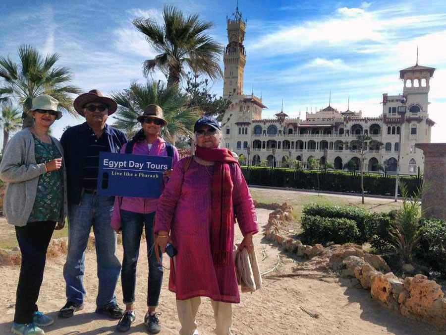 Elmontaza palace - Alexandria day tour