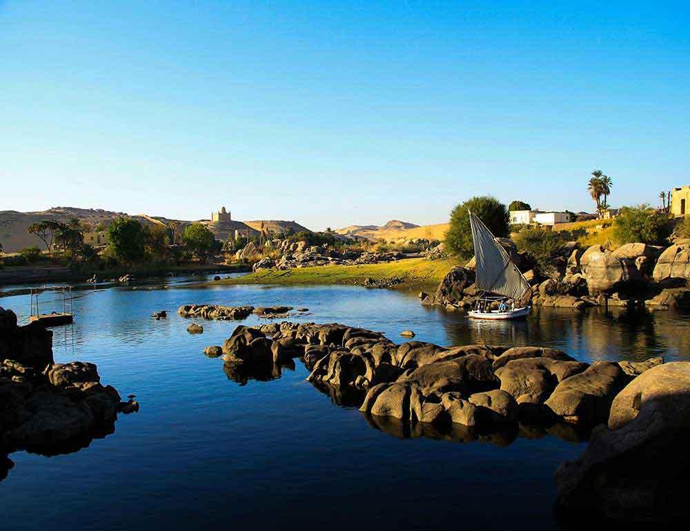 Aswan day trip