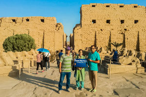 5 Days Cairo luxor tours