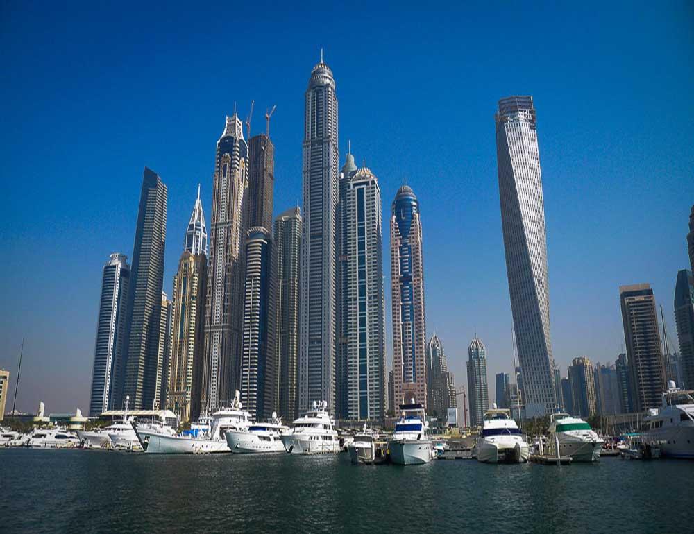 Egypt Dubai Tour Package