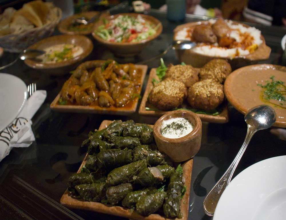 egypt food tour
