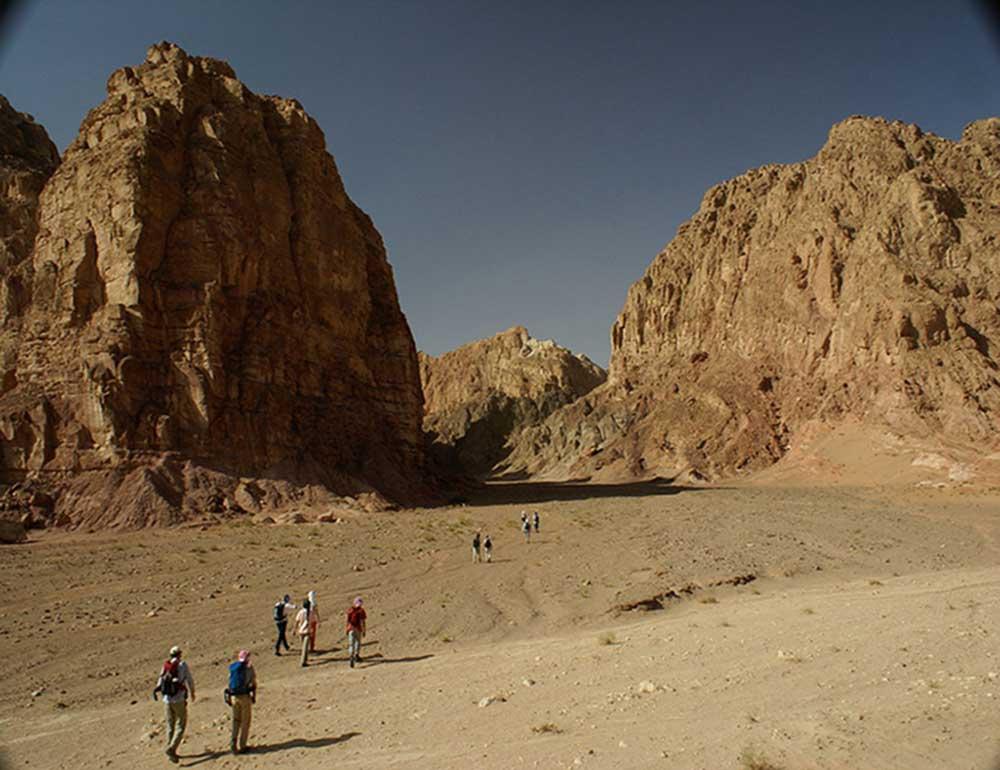 Sharm el sheikh shore