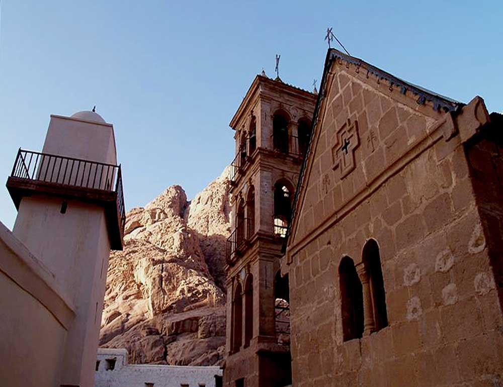 St.Catherines in Egypt Sinai