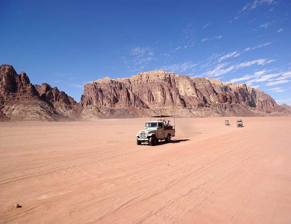 Wadi Rum trip from aqaba