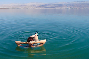 Dead sea tour from Aqaba port