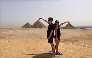 Cairo Day Tours Pyramids of Giza and Egyptian Museum