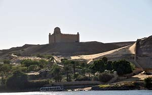 aswan excursion by the nile