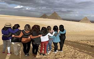 Cairo 3 days tour package