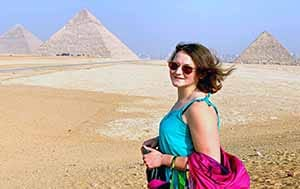 cairo pyramids tour from cairo airport