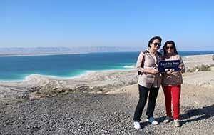 Dead Sea excursion from Aqaba port