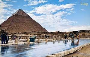 Great Pyramid of Giza tour