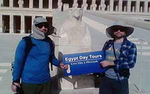 Hatshepsut temple excursion
