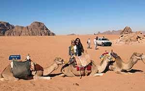 Jordan Desert Safari
