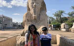 cairo student tour to memphis