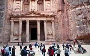 Petra day tour visit
