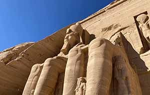 Abu Simbel excursion from aswan