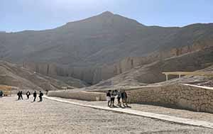 West Bank in Luxor tour