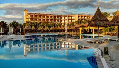 Select hotels in Egypt