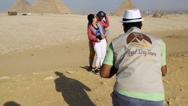 pyramids romantic tour
